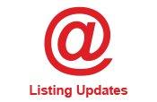 listing updates